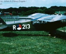 Piper Super Cub R-213