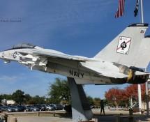 F-14A, Pensacola (Fl) 11/2013