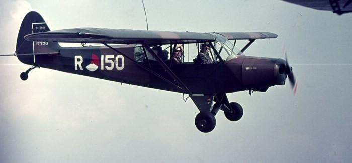 Base Visit Deelen (NL), 300 squadron, K.Lu. in 1974