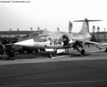 F-104G , K.Lu. (FK)
