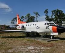 T-39D, Pensacola (Fl) 11/2013