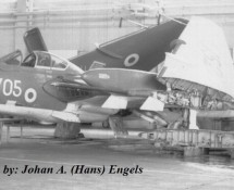 Sea Vixen Royal Navy (HE)