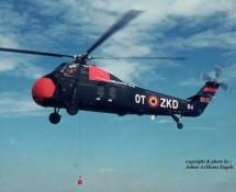 Sikorsky S-58 Belgian AF (HE)