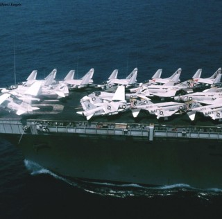 Renewed & Revised :Aircraft-Carrier Visit USS Nimitz, August 16 – 17, 1976
