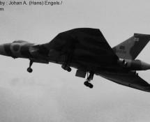 Vulcan , Fairford 1987(HE)