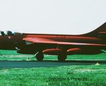 (warbird) hawker-hunter-g-hunt-ex-deense-lm-e-418-eindhoven-19-9-1986-j-a-engels