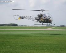 agusta-Bell 47 , Aviodrome Mus. 2013 (HE)