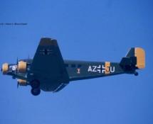 Junkers JU-52 , Lelystad AP 2004 (HE)
