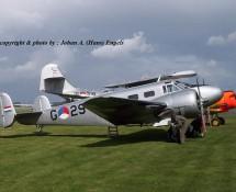 Beechcraft , Aviodrome Mus. 2009 (HE)