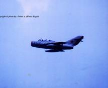 (warbird) mig-15-uti-lim-3-g-omig-oostmalle-belgie-22-6-1996-j-a-engels