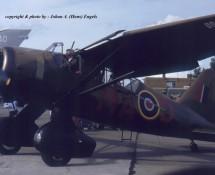 (warbird) westland-lysander-ma-d-2442-oo-sot-florennes-12-9-1992-j-a-engels