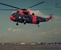 Westland Sea King German Navy (HE)