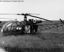 7711 Alouette II Luftwaffe (FK)