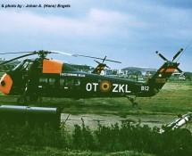 Sikorsky S-58 , BAF (HE)
