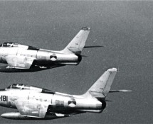 P-181 F-84F KLu