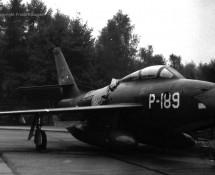 P-189 F-84F KLu