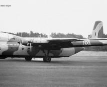 Argosy XR134 RAF Wildenrath 6-7-1968 J.A.Engels
