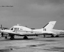 Basset XS775 RAF Wildenrath 6-7-1968 J.A.Engels