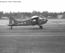 Beaver XP810 Royal Army Wildenrath 6-7-1968 J.A.Engels