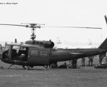 Bell UH-1 13634 U.S.Army Wiesbaden 13-6-1971 J.A.Engels