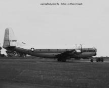 Boeing C-97 O-22724 USAFE Wiesbaden 13-6-1971 J.A.Engels