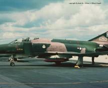F-4E 69-253 RS (526TFS) USAFE Wiesbaden 13-6-1971 J.A.Engels