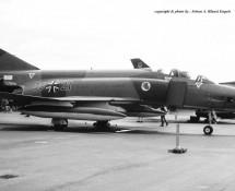 RF-4E Phantom II 35+21 Luftwaffe AKG51 Wiesbaden 13-6-1971 J.A.Engels