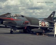 Fiat G-91Y Ital.LM 8-15 Wiesbaden 13-6-1971 J.A.Engels