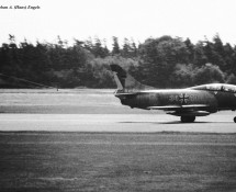 Fiat G.91T Luftwaffe 34+10 LeKG41 Wildenrath 6-7-1968 J.A.Engels