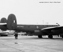 Shackleton WR981(G) RAF Wildenrath 6-7-1968 J.A.Engels