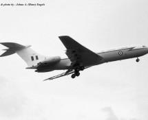 VC.10 XV107 RAF Wildenrath 6-7-1968 J.A.Engels