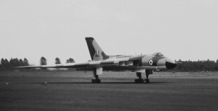 Vulcan XM655 RAF Wildenrath 6-7-1968 J.A.Engels