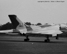 Vulcan XM655 Wildenrath 6-7-1968 J.A.Engels