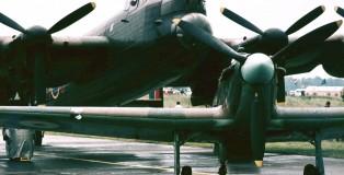 Hurricane Lancaster Florennes