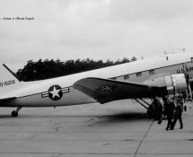 C-47 O-15219 USAFE Ramstein 12-6-1971 J.A.Engels