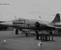 F-104G 25+31 Luftwaffe JBG.32 Hahn 10-6-1971 J.A.Engels