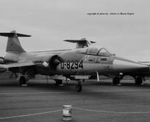 F-104G D-8294 K.Lu. Hahn 10-6-1971 J.A.Engels