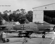G91R 3305 Luftwaffe LeKG42 Ramstein 12-6-1971 J.A.Engels
