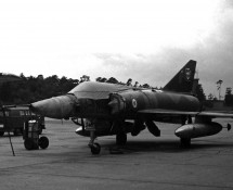 Mirage 3R 33-NN French AF Ramstein June 1971