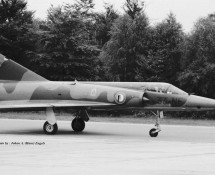 Mirage 3R 33-NF (314) Franse LM Ramstein 11-6-1971 J.A.Engels