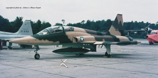Ramstein AB (Germany) USAFE Armed Forces Day 1971