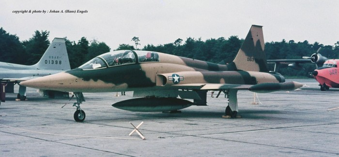 Ramstein AB (G) USAFE Armed Forces Day 1971