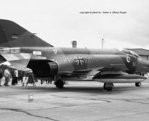 RF-4E Phantom II 35+16 Duitse Luftwaffe AKG51 Hahn 10-6-1971 J.A.Engels