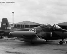 BAC 167 Strikemaster G-AYVK (K-167-120) Le Bourget 27-5-1971 neg.coll.J.A.Engels