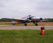 Avro Anson WD413 (HE)