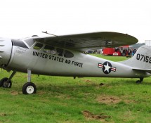 Cessna195, Florennes 2016 (FK)