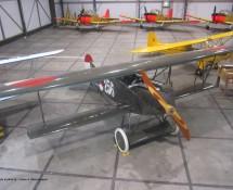 Fokker D.7 replica , Aviodrome Museum , 2014 (HE)