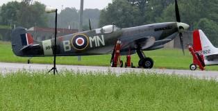 Spitfire, Florennes 2016 (FK)
