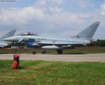 Eurofighter Typhoon 30+81 Luftwaffe Volkel 14-6-2013 J.A.Engels