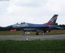F-16A J-006 K.Lu. 322 sq. Volkel 14-6-2013 J.A.Engels